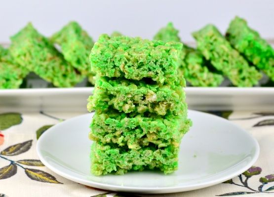 A favorite treat for most everyone, kicked up to celebrate Saint Patrick's Day!