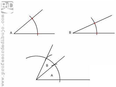 Trazados Basicos Tecnicas De Dibujo Planos Geometria Plana