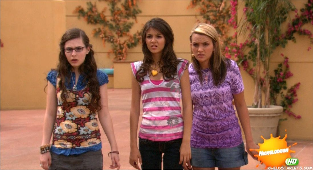 Zoey 101 episode with lola / Raven behind the voice actors