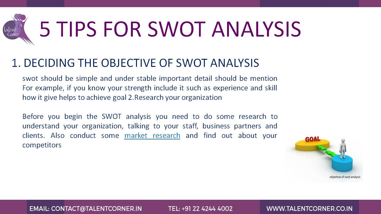 Swot analysis of e commerce website