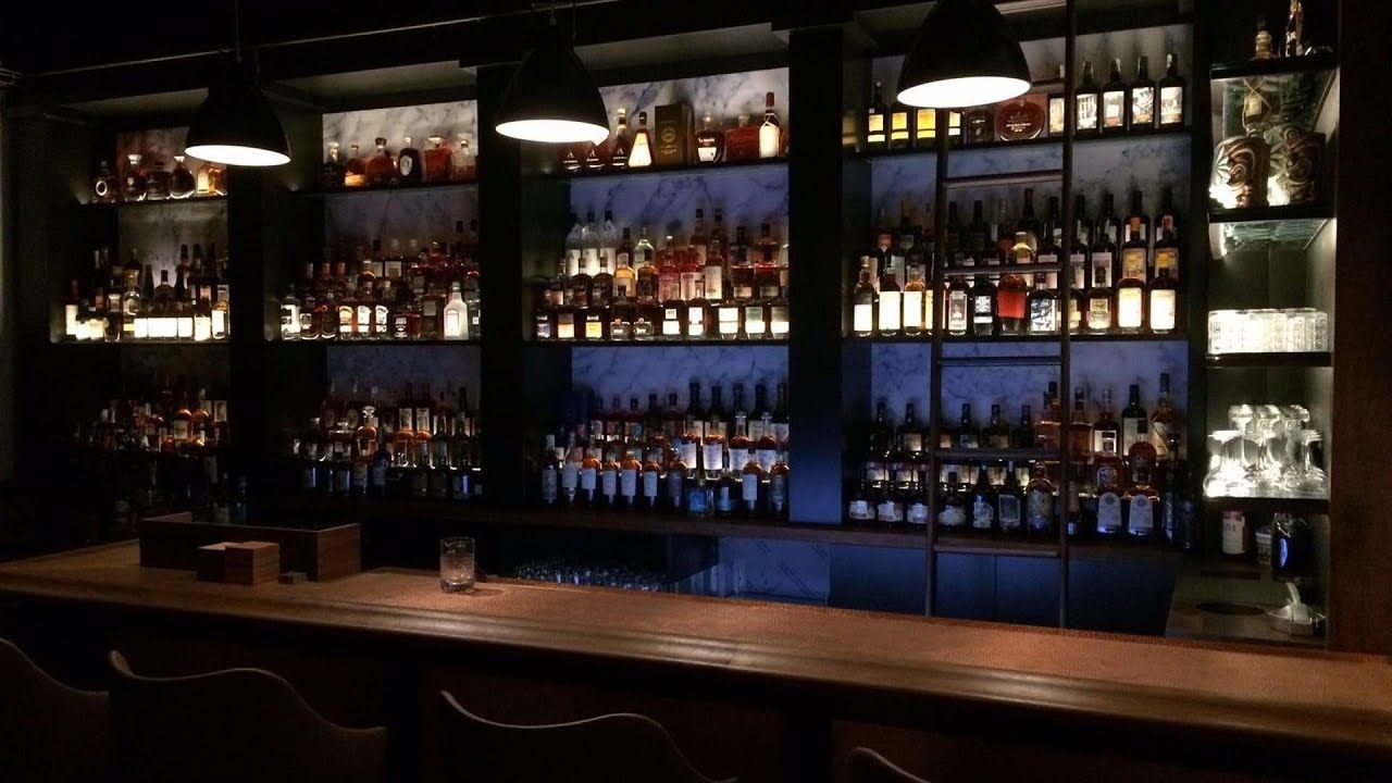 Bar Design Ideas How To Design A Rolling Library Ladder For A