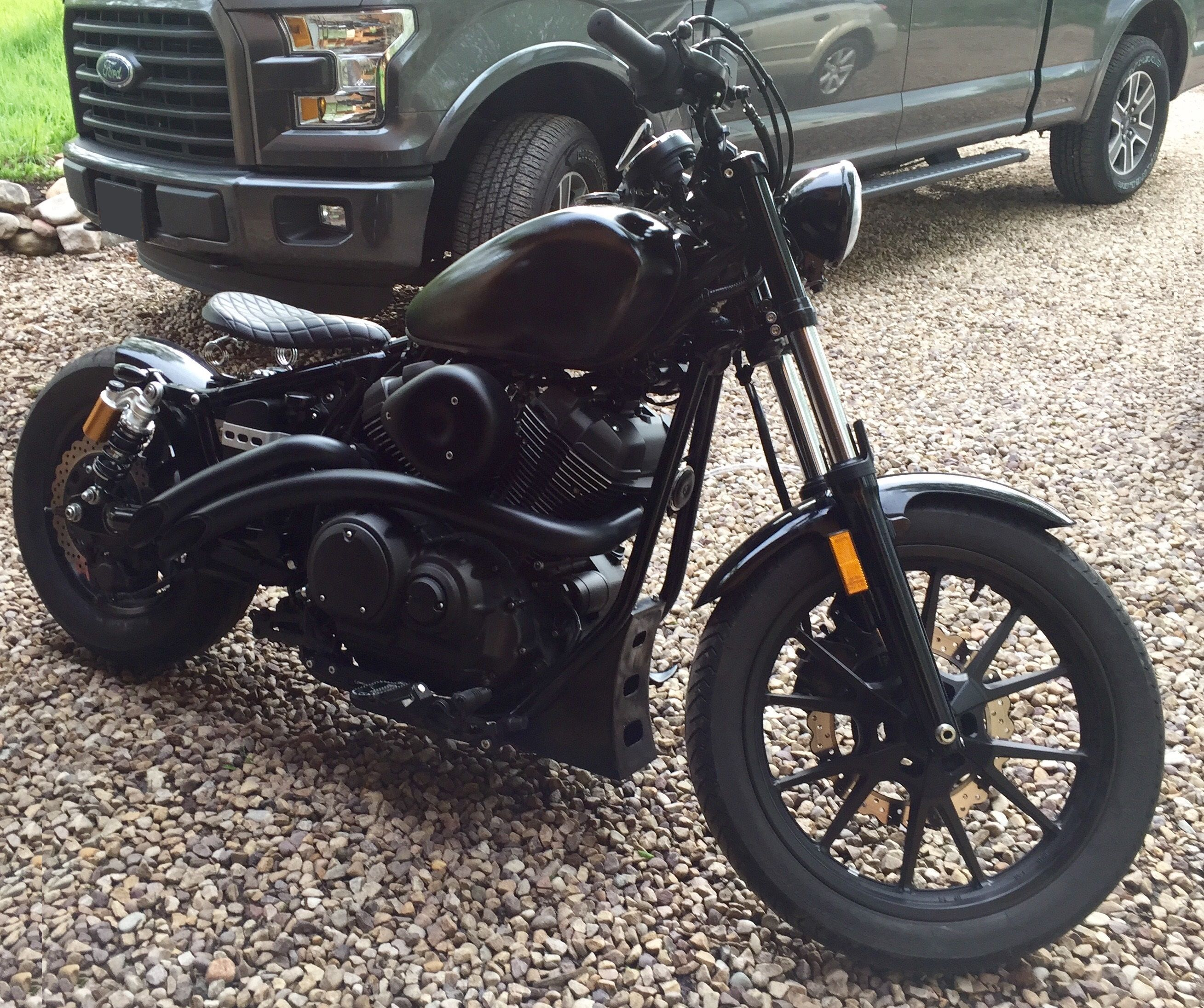 Yamaha Bolt Bobber Awesome Parts Great S And Exceptional Service