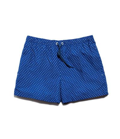 d8b7a4f5e8 POLKA DOT SWIM SHORTS | Sun & Sand in 2019 | Mens swim shorts, Swim ...