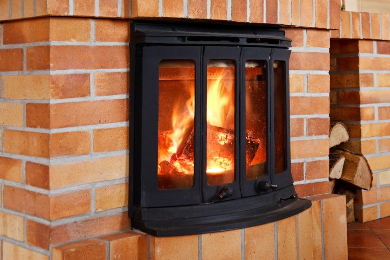 Zero Clearance Wood Burning With Images Wood Burning Fireplace