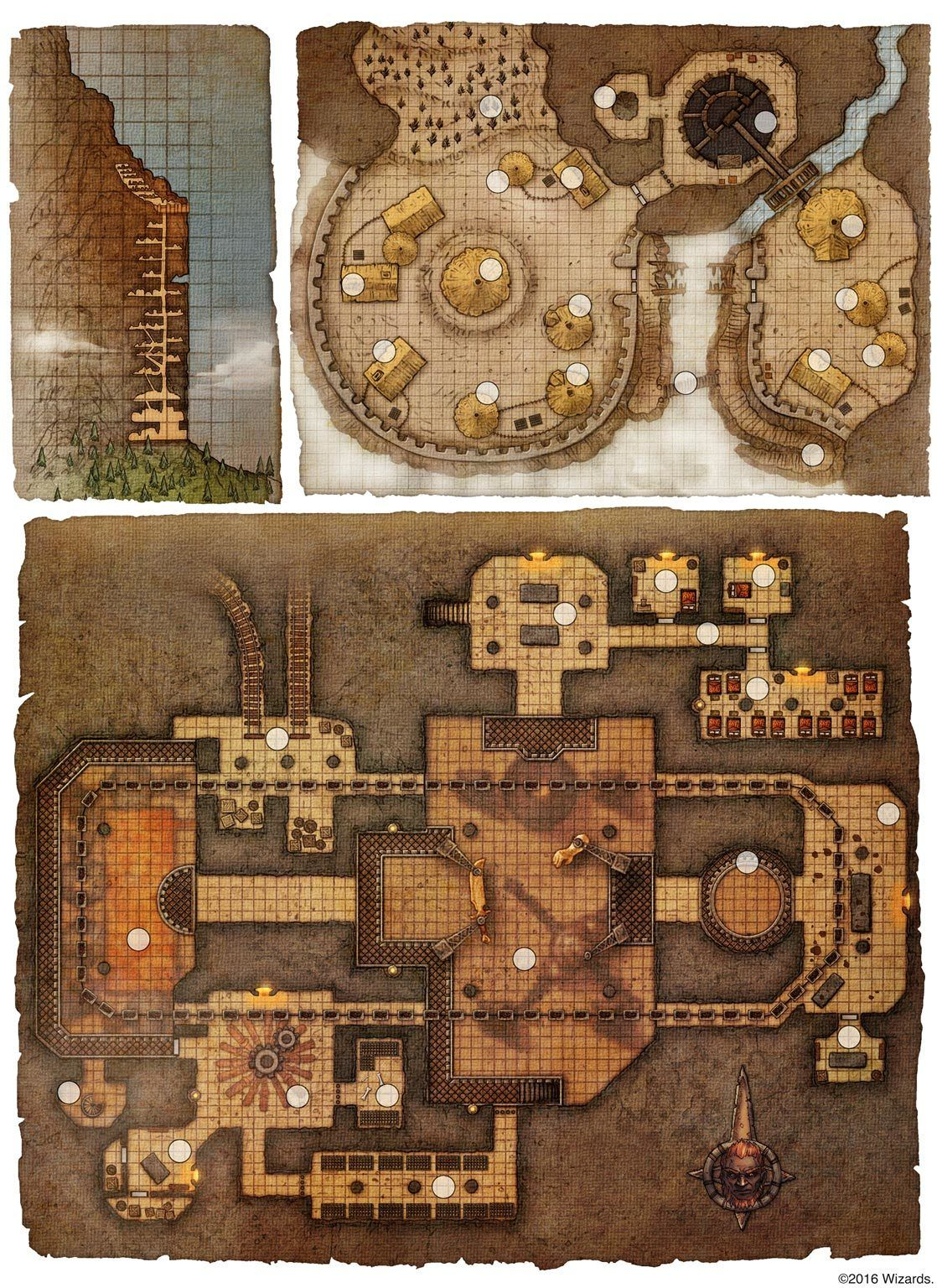 Pin By Blood And Ale Dungeons Dragons Group On Dnd Maps Fantasy Map Maker Dungeon