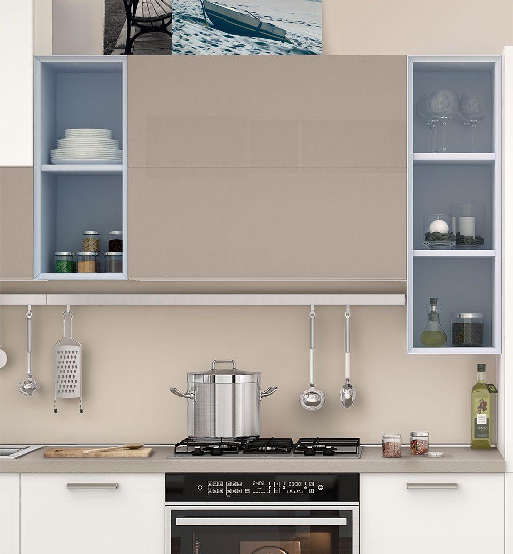 Noemi - Cucine Moderne - Cucine Lube | Arredamento casa | Pinterest