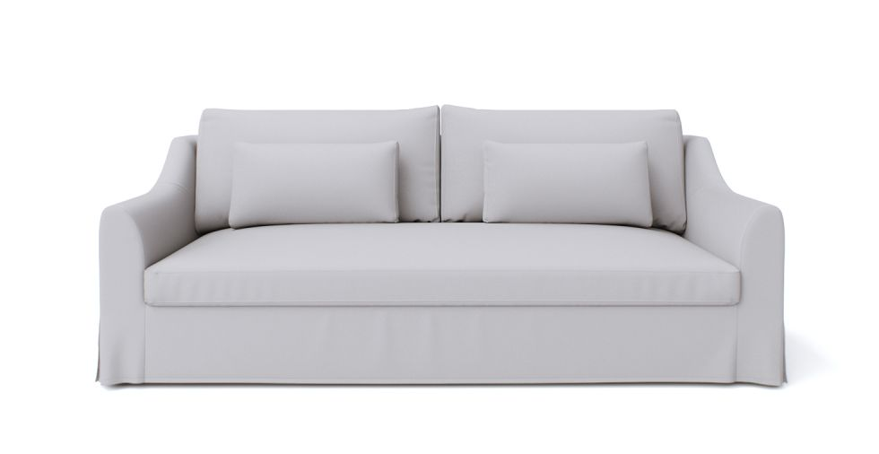 We may earn commission from links on this page, but we only recommend products we back. Farlov 3 Seater Sofa Cover - Beautiful Custom Slipcovers ...