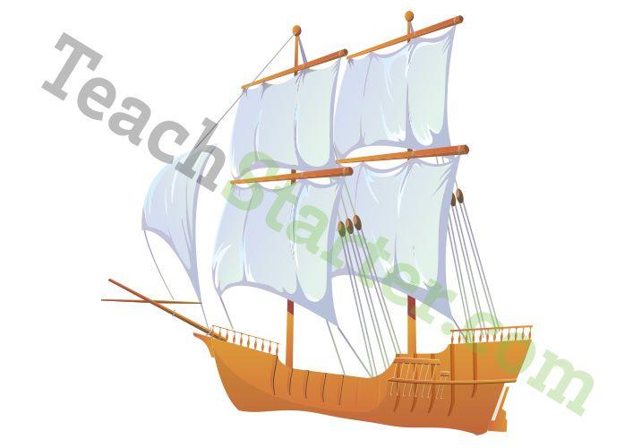 Columbus Day Decorations Teaching Resource Teach Starter History Teaching Resources Teaching History Teaching