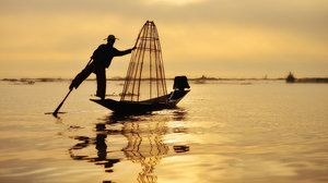 Inle Dawn by AndyMumford