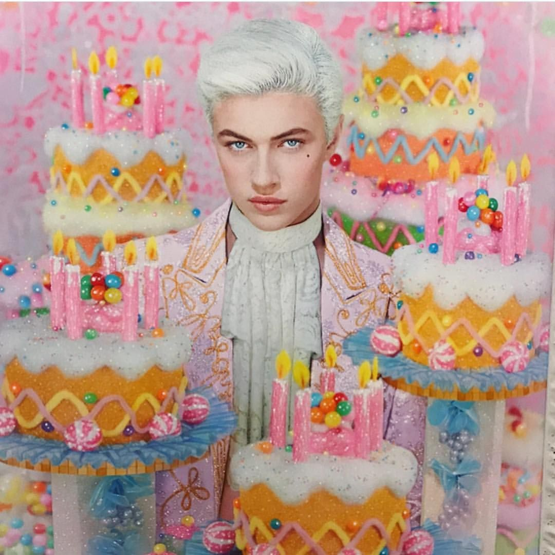 Pin by Kathleen Roberts on PIERRE ET GILLES   Hand painted