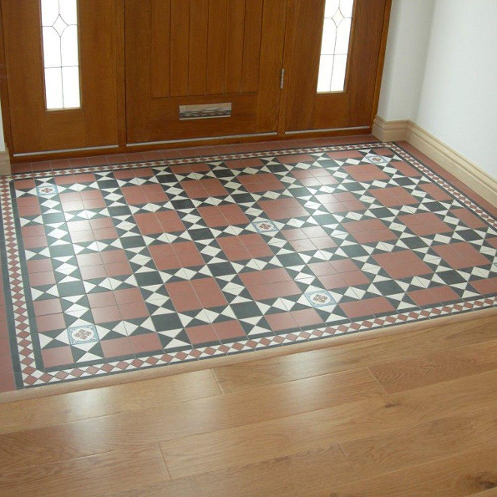 Httpswallsandfloorsgosford tiles red panel tilesgclid clay red panel tiles from the gosford tiles range by olde english dailygadgetfo Images