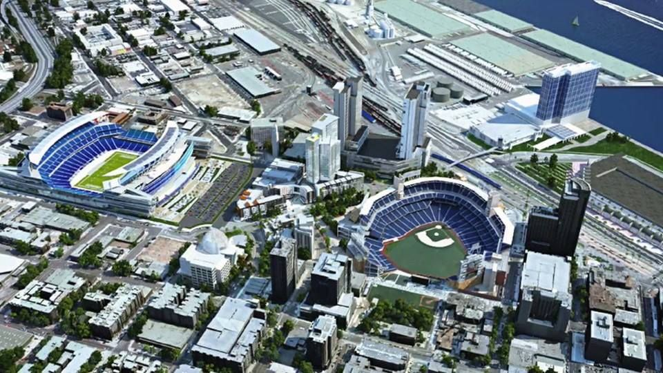 Plans for green space at the Georgia Dome site to be unveiled