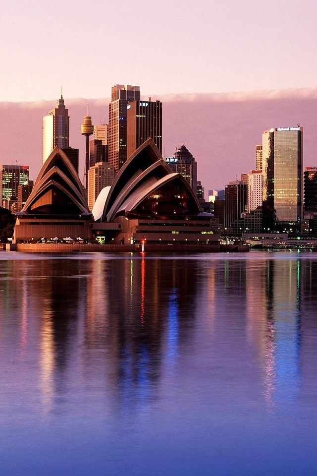 Sydney 5 Beautiful Cities Around The World Places Around The