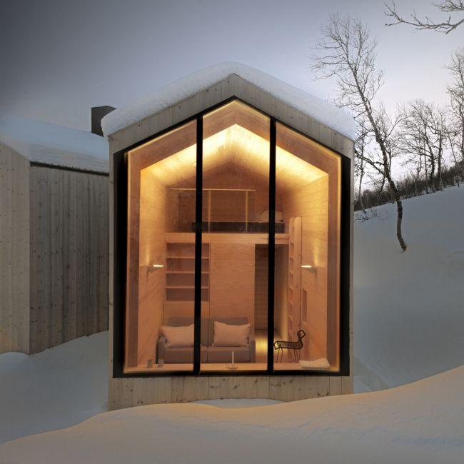 La chaise bleue architecture interiors and lifestyle interior design casas en el desierto - Archi moderni casa ...