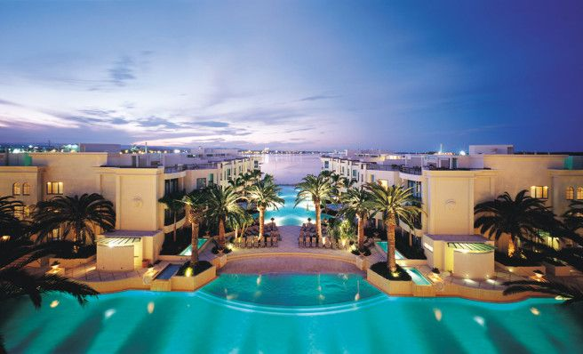 The Palazzo Versace  :  Gold Coast, Queensland, Australia