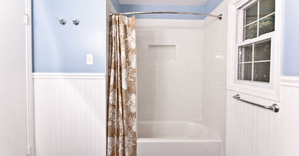 All Images Bathrooms Remodel White Beadboard Bathroom Design