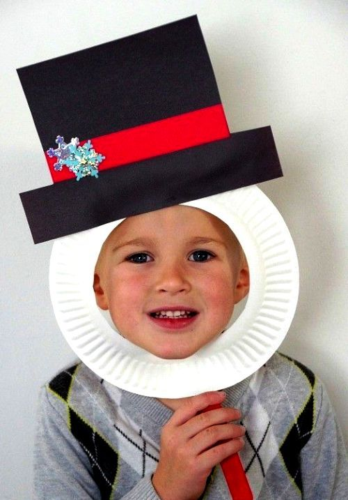 Photo of 60 Christmas ideas for crafting with paper plates for toddlers – living ideas and decoration