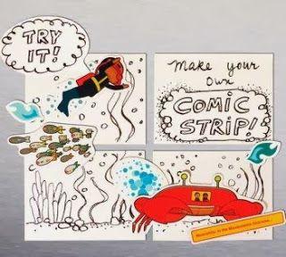 Comic strip kits
