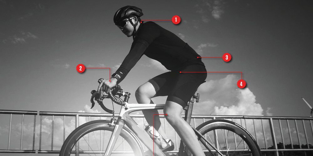 5 Ways To Fix The Most Common Cycling Pains Bicycle Bike
