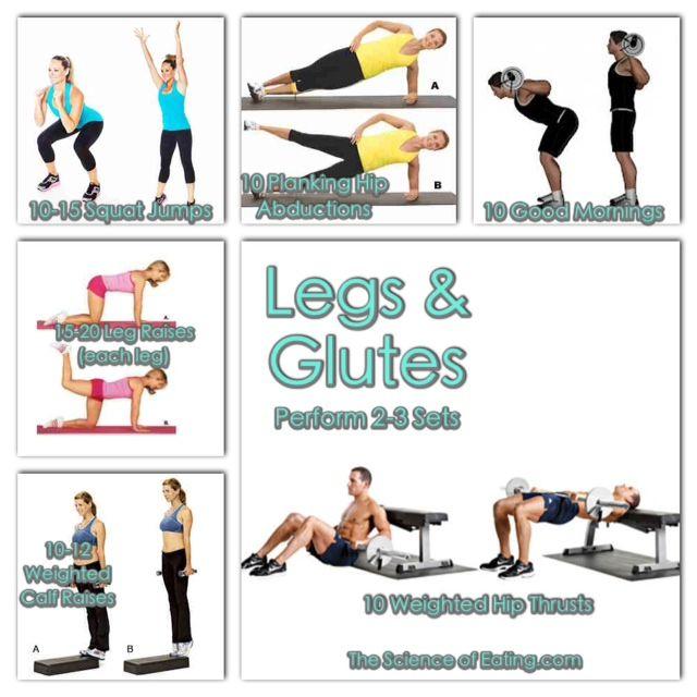 Intense Muscle Building Workout Plan
