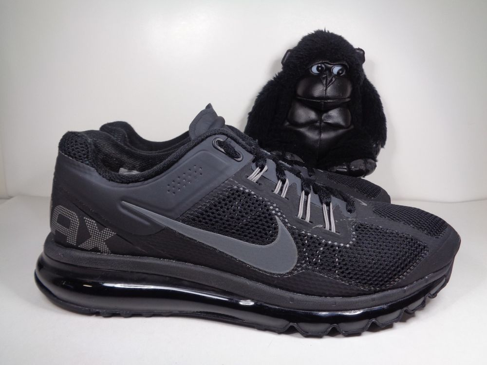 5aa8a5b6b6 Mens Nike Air Max + 2013 Running Training shoes size 13 US 554886-001 #Nike  #BasketballShoes