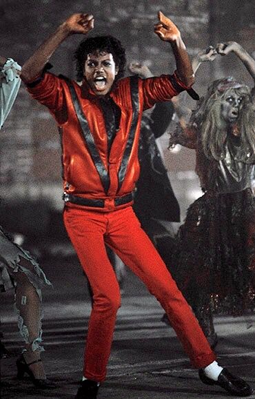 Michael jackson Thriller          King of Pop   Pinterest                 Michael jackson Thriller