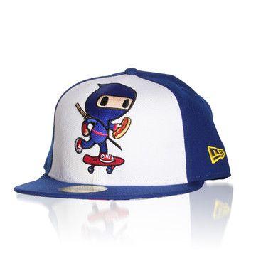 tokodoki ninja dog hat