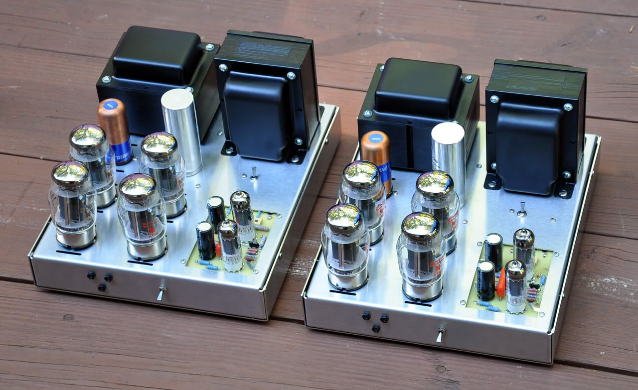 Prototype 125 Watt Monoblock Tube Amplifier Kit Page 2 Valve Amplifier Amplifier Vacuum Tube