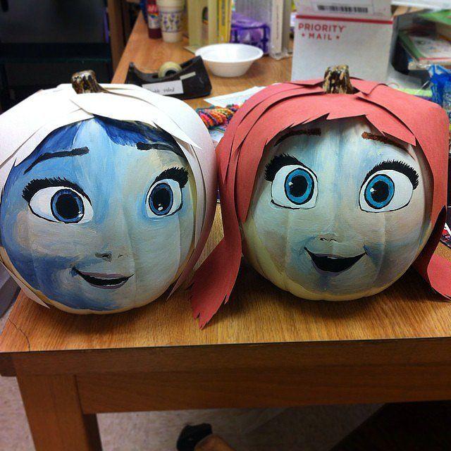 20 neat diys for no carve halloween pumpkins