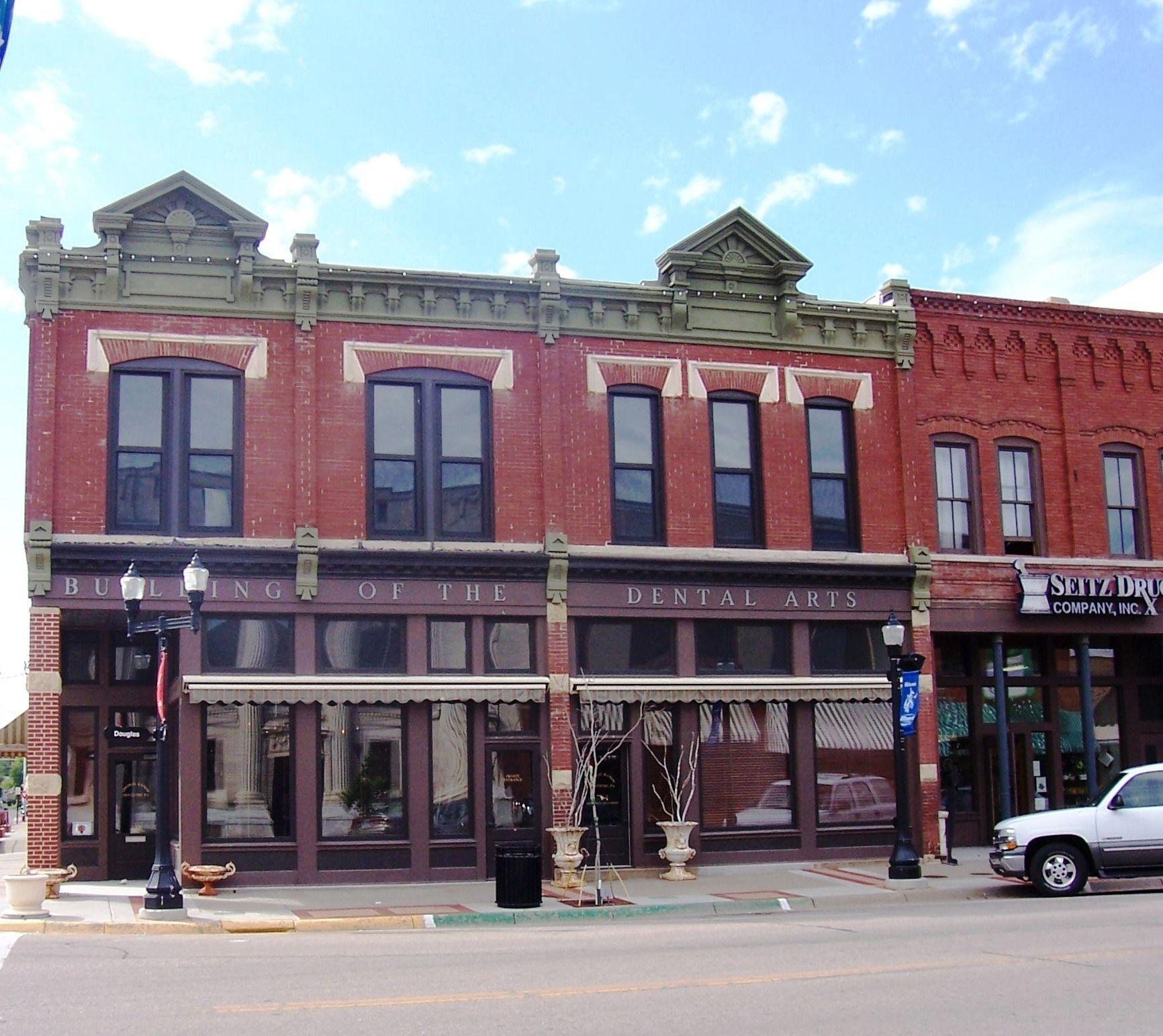 Ellsworth Ks Kansas Brick House Styles