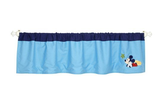 Disney My Friend Mickey Window Valance