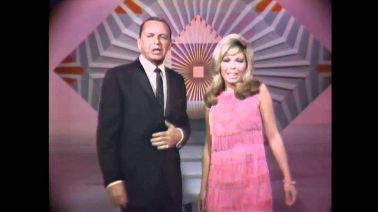 Frank and Nancy Sinatra appeared on \