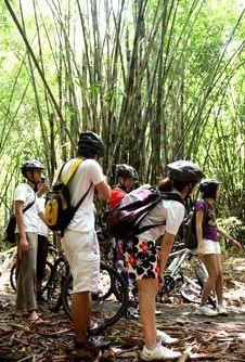Balis Countryside Bike Tour Itinerary Ultimate Premium Bali