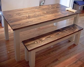 12ft Solid Wood Farmhouse Conference Table By EmmorWorks On Etsy