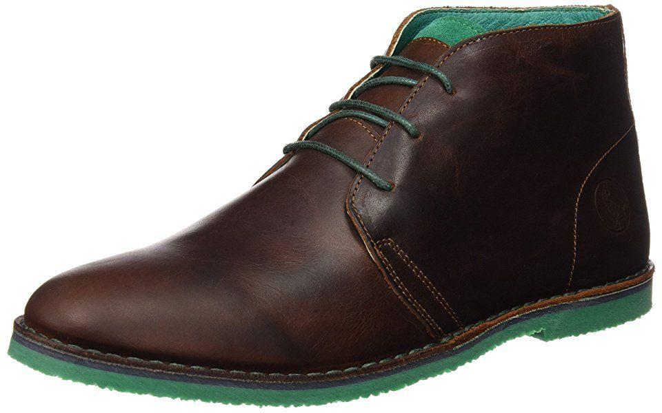 Timberland - Zapatos de cordones de Piel para hombre Azul azul marino, color Azul, talla 41