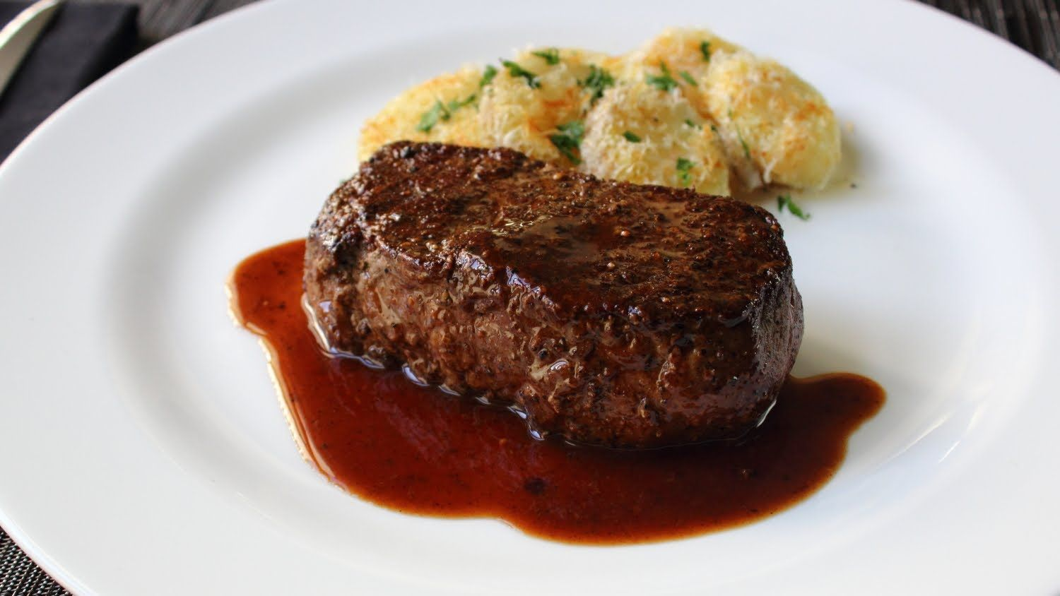 how to cut a filet mignon into steaks