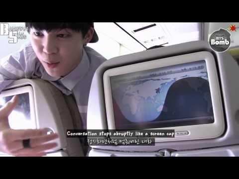 [ENG] 140718 BOMB: Let's Speak English! - YouTube