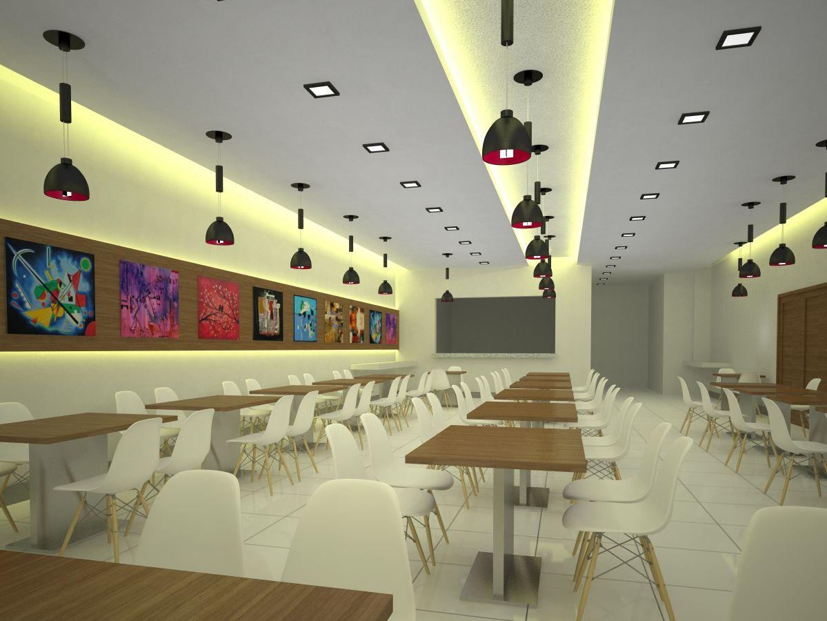 Canteen Interior Designer Canteen Design Freelance Interior