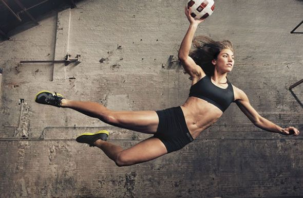 Hope Solo...best goalie out there.