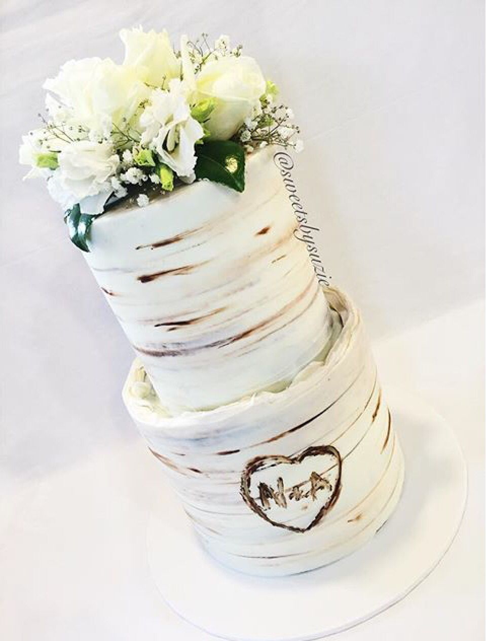 Engagement cake made by Sweetsbysuzie in Melbourne | cake ...