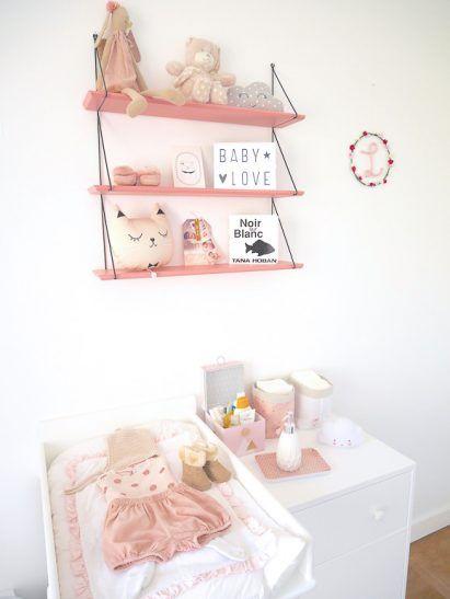 La chambre bébé de Léa Pinterest Interiors and Room