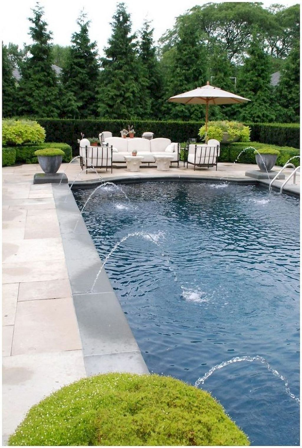 85 Small Backyard Swimming Pool Ideas And Design Caindale News Pool Houses Swimming Pool Designs Pool Patio