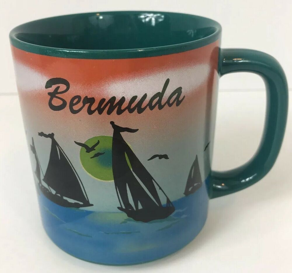 Image result for bermuda starbucks mug