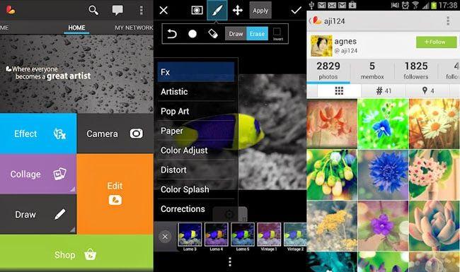 Daftar 10 Aplikasi Edit Foto Android Terbaik Photo