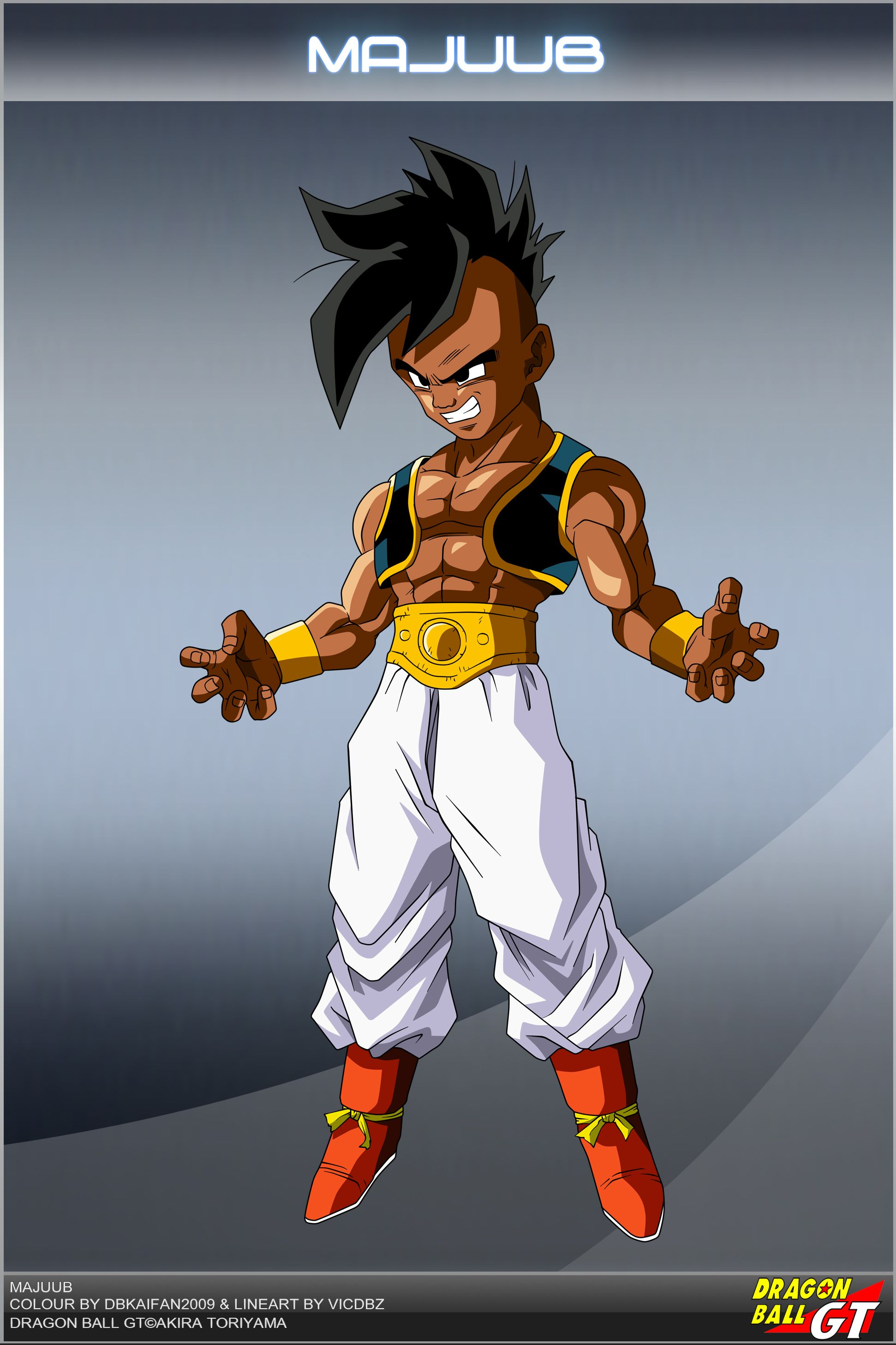 Dragon Ball GT 17  Visit now for 3D Dragon Ball Z compression