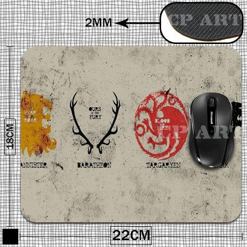 Cheap Gorgeous juego de tronos antideslizante para portátiles PC del cojín de ratones estera para ópticos Laser Mouse envío gota, Compro Calidad Alfombrillas para Ratón directamente de los surtidores de China:                    Personalizada su propio, sólo en contacto con nosotros