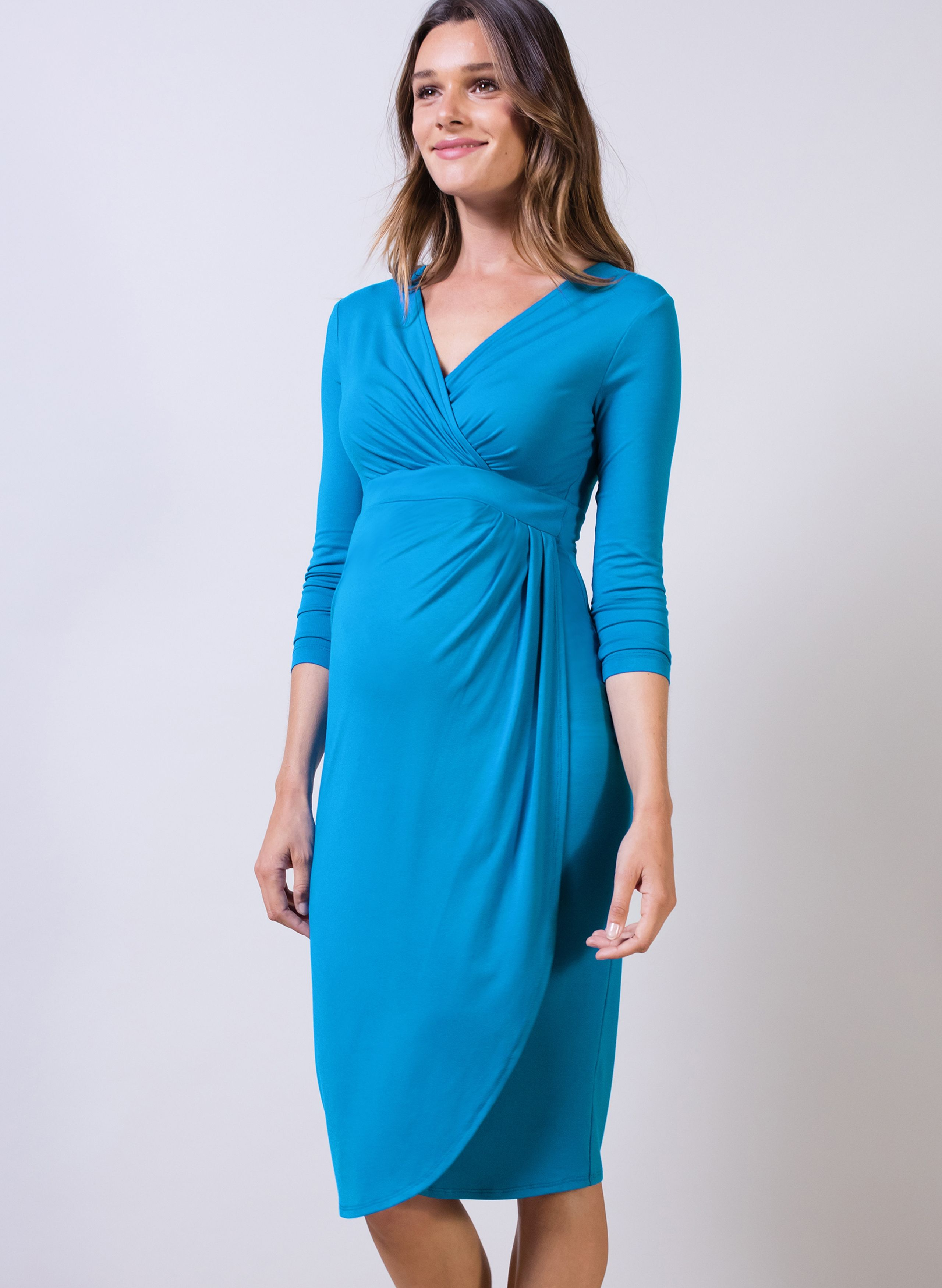 70705dc3b7b51 Evesham Maternity Dress in [colour] at Isabella Oliver. Shop our luxury  collection today for stylish, premium quality maternity clothes that will  last.