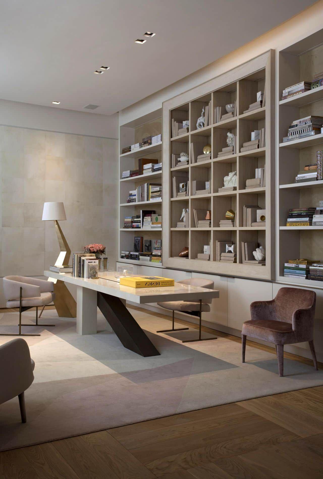 Дизайн кабинета в доме и квартире | Дом, Дизайн, Квартира