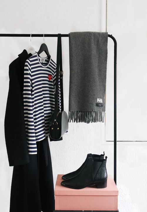 How To Create The Perfect Wardrobe Capsule