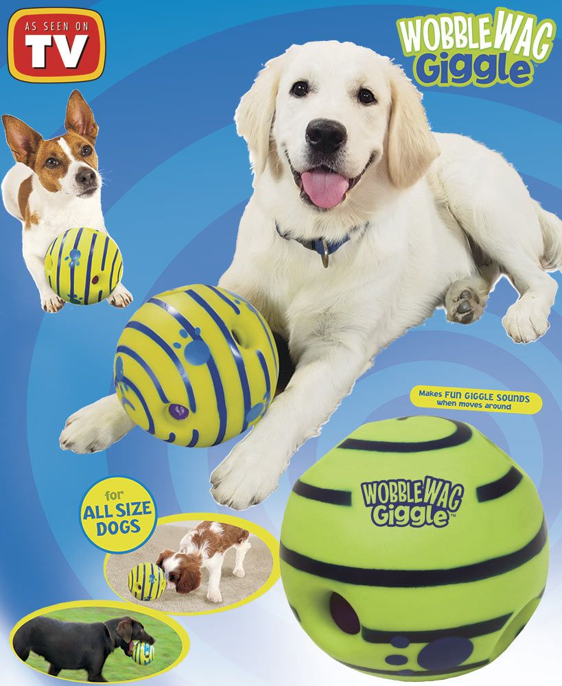 Wobble Wag Giggle Dog Toy Dog Toys Interactive Dog Toys